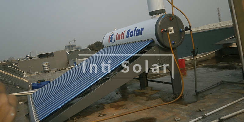 6 Keunggulan Inti Solar Water Heater